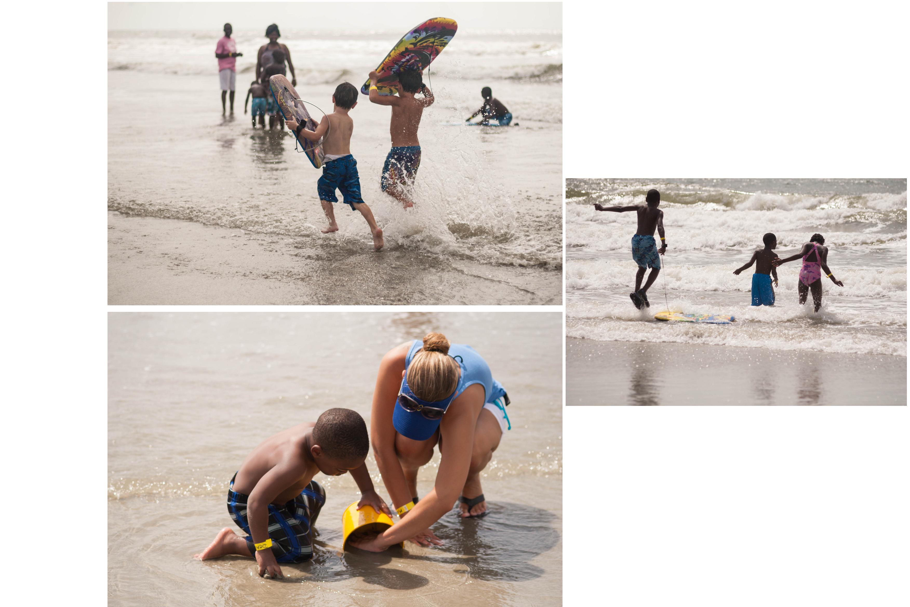 beach day tri