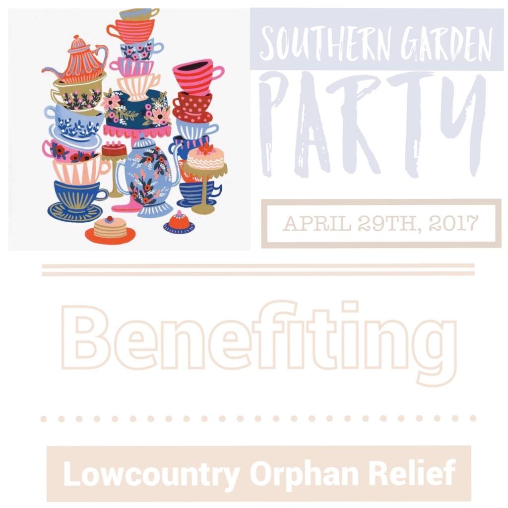 2017 LOR Southern Garden Party