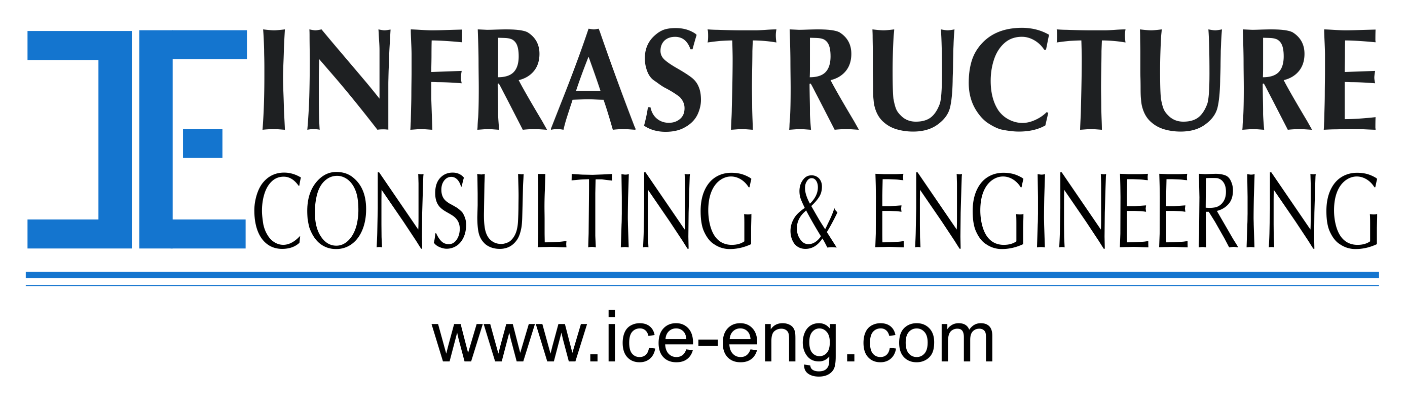 Infrastructure Consulting & Engineering Logo