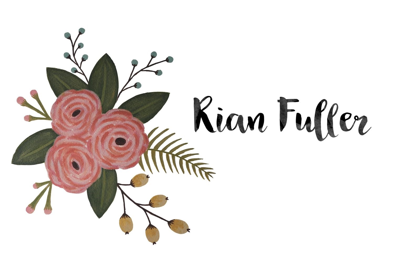 Rian Fuller Photography Logo