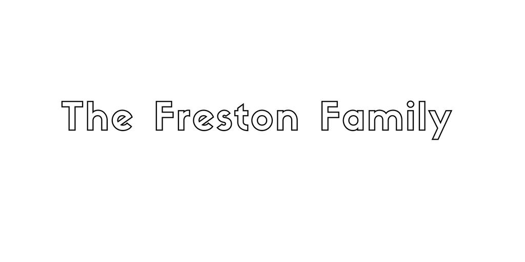 The Freston Family Logo