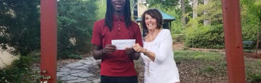 2018 Scholarship Recipient